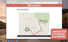 Create Instructional Videos on Your Chromebook With Clarisketch
