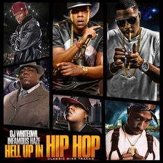 DJ White Owl and DJ Infamous Haze release this mixtape full of classic diss tracks from hip hop's top music artists.  Also on this mixtape is a new Jadakiss diss track to 50 Cent.   If you haven't heard the track yet, stop by and stream or download this mixtape free as Jadakiss always comes with the heat.  While logged on, be sure to browse our enormous collection of mixtapes from only the top DJs and music artists, all free.  If you're on the go, we are mobile compatible!