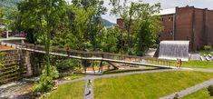 Masonic_Amphitheatre-and-Smith_Creek_Pedestrian_Bridge-02 « Landscape Architecture Works | Landezine