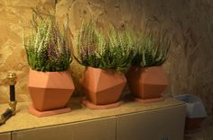London design Week – Award Winning Contemporary Concrete Planters and Sculpture by Adam Christopher Concrete Planters, Planter Pots, Garden Pots, Garden Ideas, London Design Week, Flower Pots, Flowers, Coffee Tables, Cool Designs