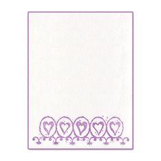 Sizzix.co.uk - Sizzix Ink-its Letterpress Plate - Circle Hearts