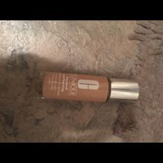 Clinique beyond perfecting foundation Clinique beyond perfecting foundation in ivory I would say about 75% left not sure exactly how much I only used it every so often but just not my color Clinique Makeup Foundation