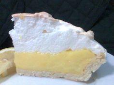 The Ultimate Lemon Meringue Pie