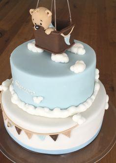 Easy Cake Recipes, Desserts, Food, Nappy Cake, Christening Cake Girls, Girl Christening, Bakken, Tailgate Desserts, Deserts