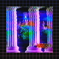 Image about video in ✝ by CarLo on We Heart It Vaporwave Tumblr, Punk Subculture, Vaporwave Fashion, Fantasy Party, Neon Nights, Glitch Art, Photo Wall Collage, Soft Grunge, Pretty Cool