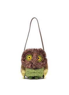 Cute owl purse JAMIN PUECH/H.P.FRANCE