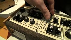 NAMM 2014: Freaqbox Murmux Synths From Greece