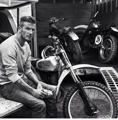 Beckham & Cafe Racer