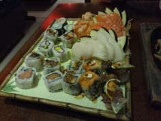 Ocidental japanese food. Salto/SP