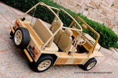 The next target of BMW and Mini. The Mini Moke. Minimalist pleasure.