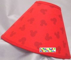 Disney-Mickey-Mouse-Lamp-Shade-All-Handmade-After-Order-is-Placed