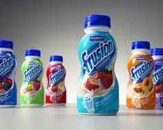 Packaging of the World: Creative Package Design Archive and Gallery: Dannon Packaging by Amy Dresner Yules