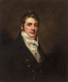 Henry Raeburn, Half-length Portrait of James Cochrane of Edinburgh