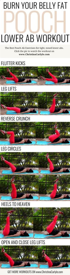 Belly Fat Workout - Workouts for Women – Lower Ab Exercises Do This One Unusual 10-Minute Trick Before Work To Melt Away 15+ Pounds of Belly Fat