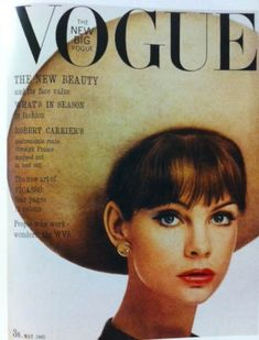 One of my favorite Vogue Covers from the 1960s. The dresses, coats, shoes, hats etc. were just great in the mid 60's. I had a gal that designed my clothes for me when I was working at the Boeing Company in the late 60's. I just loved the styles back then.