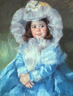 Mary Cassatt (1844 – 1926, American)