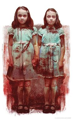 """Come and play with us, Danny, forever, and ever, and ever"" #theshining #vladrodriguez"