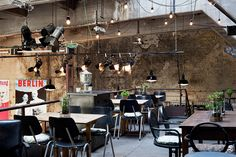 amazing restaurant in Berlin  - La soupe populaire by Tim Raue, find out more on brusworld.com