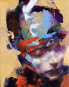 Head of a Youth, Paul Ruiz