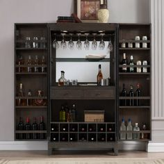 Determine where you will store the bar when not being used, then opt for a durable model that is simple to move and simple to wash. Based on why you would like a bar in your house, there are a… Continue Reading → Diy Home Bar, Decor, Home, Furniture, Interior, Bars For Home, Bar Design, Bar Cabinet, Wooden Bar Stools