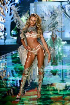 Victoria's Secret Fashion Show - Candice Swanepoel 2014 - Fairy Tale segment