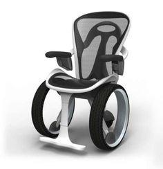 Tomorrows wheelchair