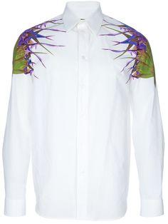 GIVENCHY // Floral Print shirt