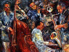 Debra Hurd — Hot Jazz Three (900x684)