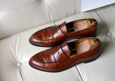 "Mr. Moo's album ""Edward Green 'Piccadilly' Loafers - US 10.5 - Chestnut Antique"" — Photo 2 of 5"