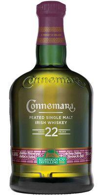 Connemara 22 Year Old Whisky Bar, Whiskey Cocktails, Cigars And Whiskey, Malt Whisky, Scotch Whiskey, Bourbon Whiskey, Single Malt Irish Whiskey, Peach Drinks, Cocktails To Try