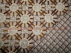 Beading Patterns, Embroidery Designs, Diy And Crafts, Cross Stitch, Quilts, Blanket, Beads, Costa, Image