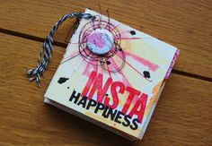 Insta Happiness mini album by ptitmanue - Two Peas in a Bucket