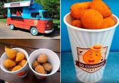 Só Coxinhas Food Truck - Desaconselhado a esquerdistas. >:o