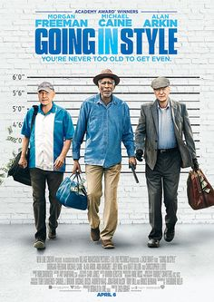 Going in Style (2017) by Zach Braff