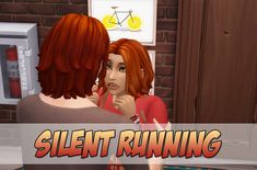 Silent Running 14 storytelling poses for sims on the run @joannebernice and I cooked up these poses to be used in Codex Files #48; but I realised a lot of people might like to use these in their own...