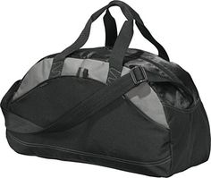 AimTrend Sports Duffle Gym Multi Pocket Durable Bag Medium Travel Duffel Bag Black ** For more information, visit image link. (This is an affiliate link and I receive a commission for the sales)
