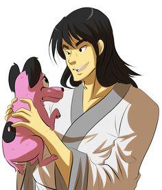 "Courage the Cowardly Dog / Samurai Jack crossover AU pt - ""You are such a . Samurai Jack, Cartoon Fan, Cartoon Shows, 90s Cartoons, Disney Cartoons, Crossover, Best Of 90s, Anime Zodiac, Cartoon Network Shows"