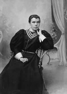 """The Fall River Historical Society's much anticipated book, Parallel Lives has served up another teaser with this photograph of a """"dear friend"""" of Lizzie Borden. Fall River Ma, Famous Serial Killers, Parallel Lives, Unusual Facts, New Bedford, Christina Ricci, Murder Mysteries, Historical Society, True Crime"""