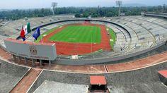 Estadio olímpico universitario #drones #aerialfilm