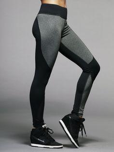 Two-Tone Edge: Michi Rifical Legging, Carbon38.com