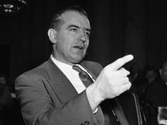 Senator Joe McCarthy was a big part of the Red Scare because he was one of the leaders that accused Americans of being Soviet spies.