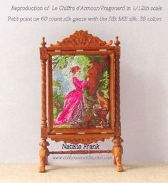 Natalia's Fine Needlework: My Miniature Needlework