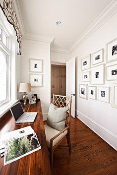 home office by Carolina Design Associates, LLC