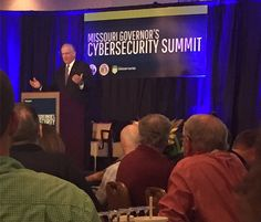 Governor opens first Cybersecurity Summit | News Tribune