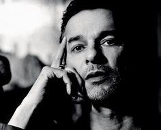 Dave Gahan (via Depeche-Mode Official-Vk Martin Gore, Dave Gahan, Alan Wilder, Le Male, Lenny Kravitz, Indie Pop, Model Face, Alternative Music, Foo Fighters