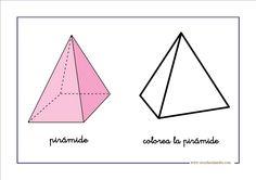 Figuras geométricas para repasar en infantil y primaria