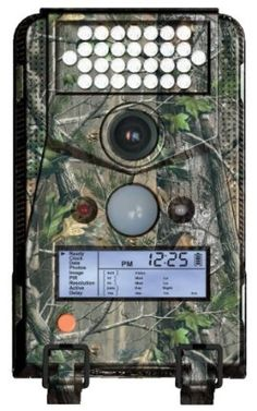 Wild Game Innovations 6.0MP Digital Scouting Camera (Camo) by Wild Game Innovations. $79.99. Daytime and night still photo and video capability. Large blue backlit LCD screen. 6 megapixel micro digital scouting camera. Infrared flash and PIR sensor range up to 50 feet. 5.9 by 3.4 by 2.25 inches (L x W x H). Amazon.com                The Wildgame Innovations Micro 6 Digital Scouting Camera features 6 megapixels and 30 high-intensity infrared emitters that combi...
