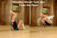 How to Get a Shoulder Mount Part 1