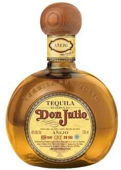 Before & After: Tequila Don Julio — The Dieline