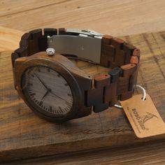 d325ed73f7 2015 migliore regalo per gli uomini orologi in legno con il legno orologio  da polso al quarzo cinturino idea per il mio ragazzo wd003 in 2015 migliore  ...